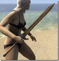 Breton Dwarven Sword 2