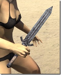 Breton Iron Dagger 2