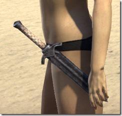 Breton Iron Dagger