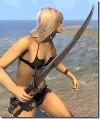 Daedric Iron Sword 2