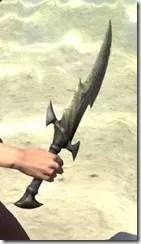 Daedric Orichalc Dagger 2