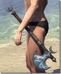 Dro-m'Athra Iron Axe