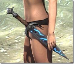 Dro-m'Athra Iron Dagger
