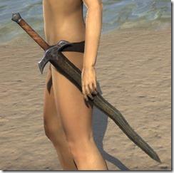 Dunmer Orichalc Sword