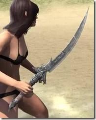 Grim Harlequin Iron Sword 2