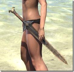 High Elf Dwarven Sword