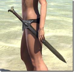 High Elf Orichalc Sword