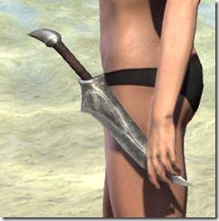 High Elf Steel Dagger