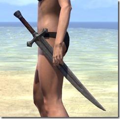 Khajiit Steel Sword