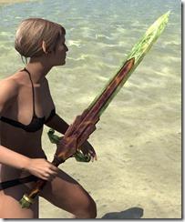 Maormer Sword 2