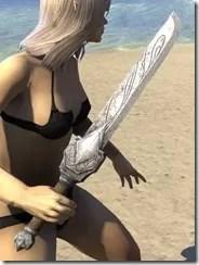 Mercenary Iron Dagger 2