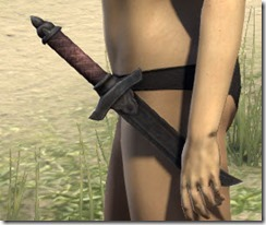Orc Iron Dagger