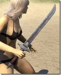 Orc Iron Sword 2