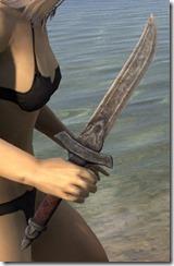 Orc Steel Dagger 2