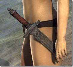 Orc Steel Dagger