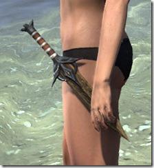 Outlaw Dwarven Dagger