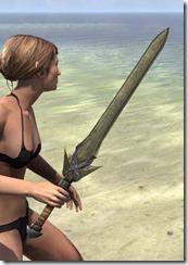 Primal Orichalc Sword 2