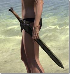 Primal Orichalc Sword