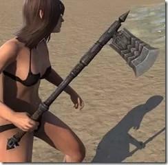 Ra Gada Iron Axe 2