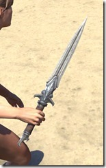 Horned Dragon Dagger 2