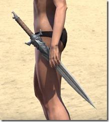 Horned Dragon Sword 1