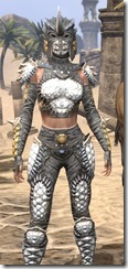 Dead-Water Iron - Female Close Front