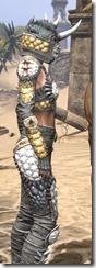 Dead-Water Iron - Female Close Side