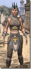 Dead-Water Rawhide - Female Close Front