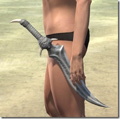 Huntsman Iron Dagger 1