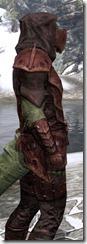 Ashlander Medium - Argonian Male Close Side