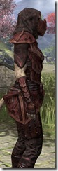 Ashlander Medium - Khajiit Female Close Side