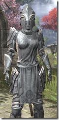 Apostle Iron - Khajiit Female Close Front