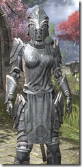Apostle Iron - Khajiit Female Close Front