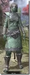 Ashlander Homespun - Khajiit Female Shirt Front