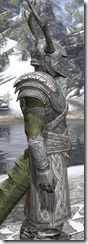 Bloodforge Iron - Argonian Male Close Side