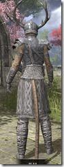 Bloodforge Iron - Khajiit Female Rear
