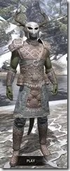 Bloodforge Rawhide - Argonian Male Front