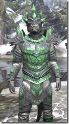 Buoyant Armiger Iron - Argonian Male Close Front