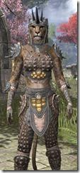 Dead-Water Rawhide - Khajiit Female Close Front