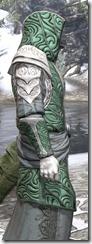 Abah's Watch Homespun - Argonian Male Robe Close Side