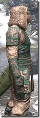 Akaviri Homespun - Argonian Male Shirt Close Side