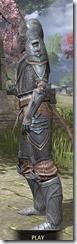 Aldmeri Dominion Iron - Khajiit Female Side