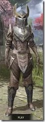 Aldmeri Dominion Rawhide - Khajiit Female Front