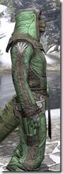Ancient Elf Homespun - Argonian Male Shirt Close Side