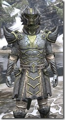 Ancient Elf Iron - Argonian Male Close Front
