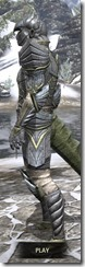 Ancient Elf Iron - Argonian Male Side
