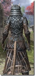 Ancient Orc Iron - Khajiit Female Close Rear