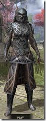Ancient Orc Iron - Khajiit Female Front