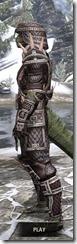 Argonian Full-Leather - Argonian Male Side