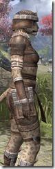 Argonian Rawhide - Khajiit Female Close Side
